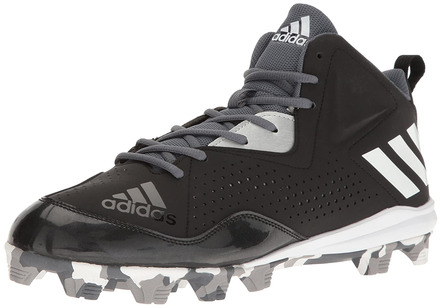 adidas Performance Men's Wheelhouse 4 Mid Baseball Shoe