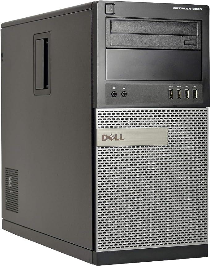 Dell Optiplex 9020 Mini-Tower Desktop, Quad Core i5 4570 3.2Ghz, 8GB DDR3 RAM, 500GB Hard Drive, Windows 10 (Renewed) | Amazon