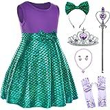 Party Chili Little Girls Mermaid Green D Buy Online In Burundi At Desertcart