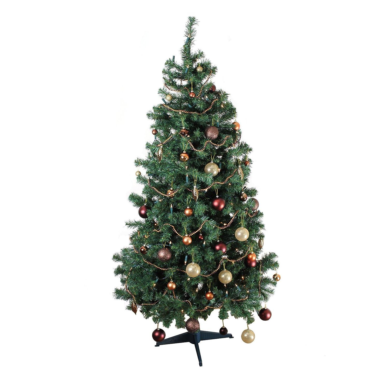Best Artificial Christmas Tree - Homegear Alpine Deluxe Artificial Christmas tree
