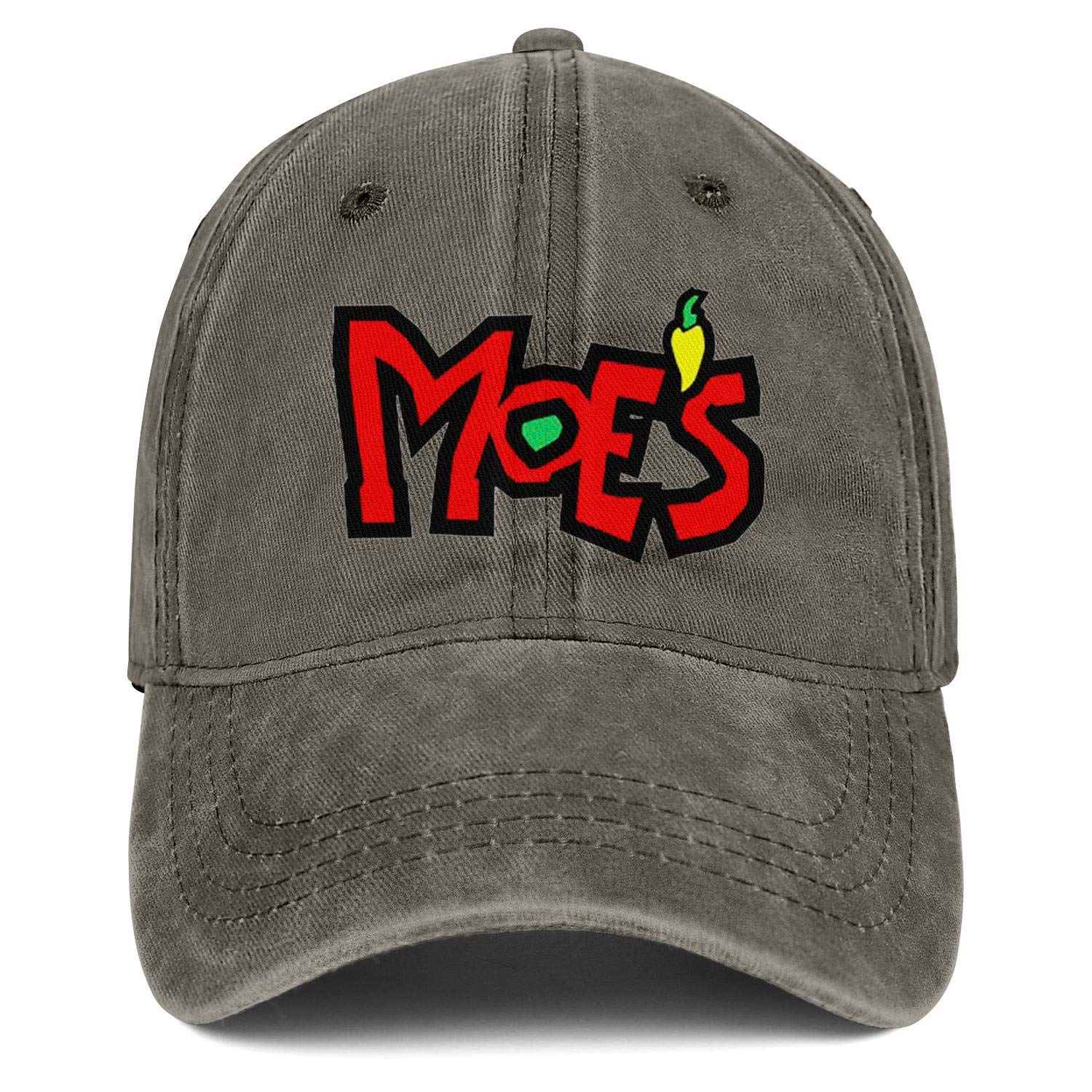 WintyHC Moes Southwest Grill Cowboy Hat Dad Hat Adjustable Fits Baseball Cap