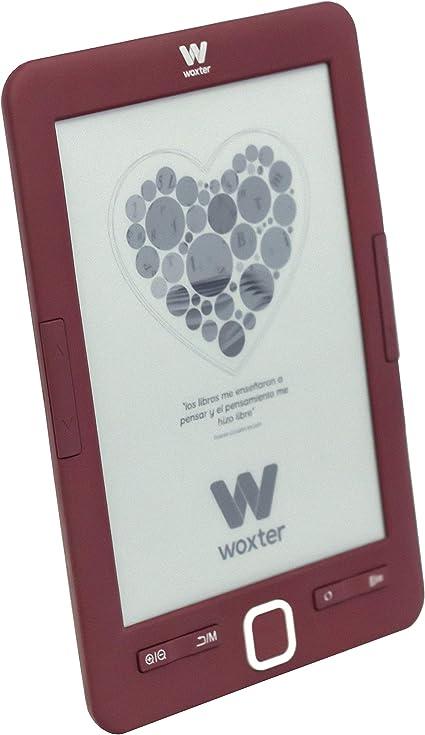 Woxter E-Book Scriba 195 - Lector de libros electrónicos 6 ...
