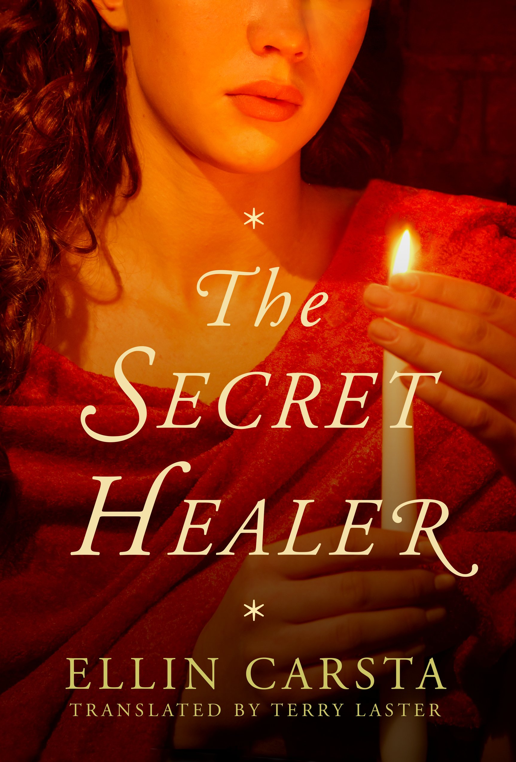 The Secret Healer por Ellin Carsta