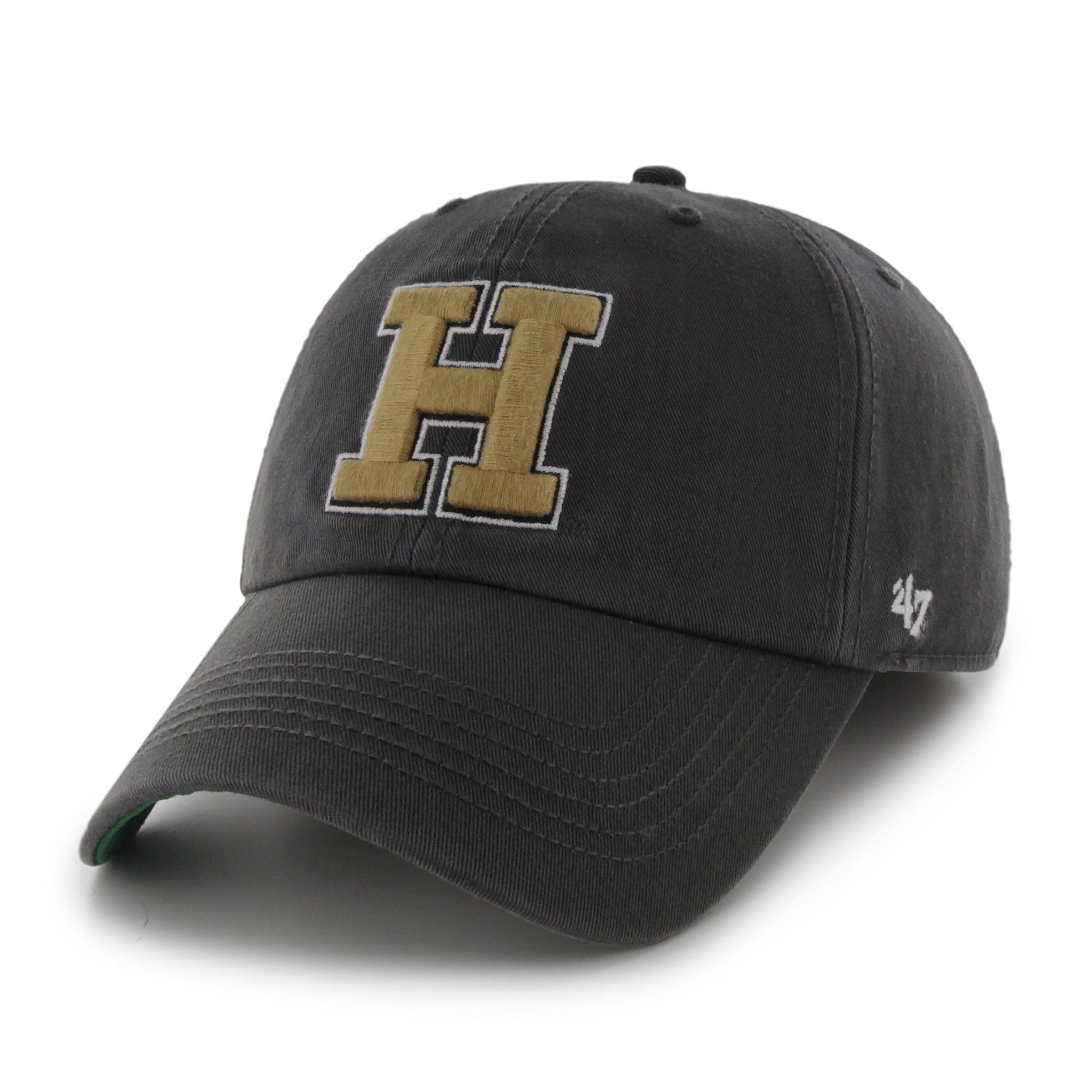 7d483d1db11 Galleon -  47 NCAA Harvard Crimson Franchise Fitted Hat