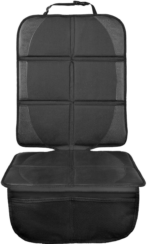 Supporto per seggiolino a norma Isofix, base per seggiolino copri sedile per bambini e per proteggere i vostri seggiolini auto (colore nero) OneClick Handelsunternehmen