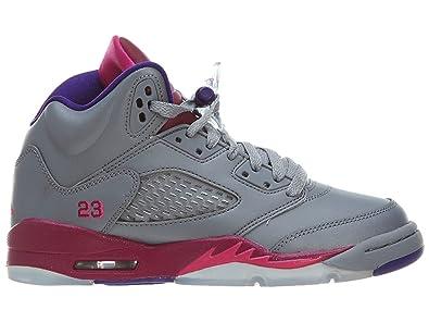 96c959fd037 Amazon.com | Jordan G.S Air 5 Retro Gry/pin | Basketball