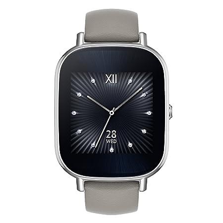ASUS WI502Q-SL-BD-Q Reloj Inteligente Plata AMOLED 3,68 cm ...