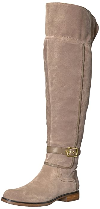 34e98294da0 Franco Sarto Women s Crimson Wide Calf Over the Knee Boot