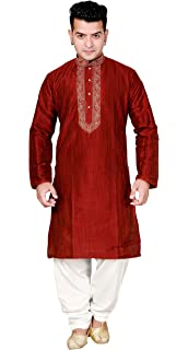 Mens Indian Kurta Shalwar Kameez Pyjama Sherwani Smart Design 826