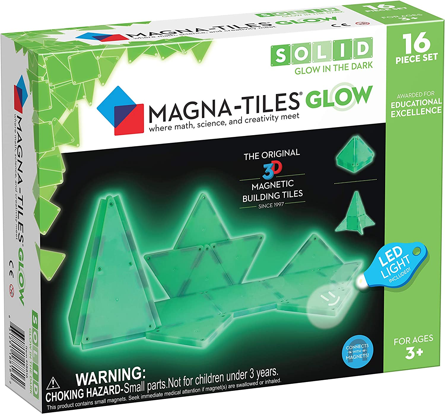 Glowing Tiles Set