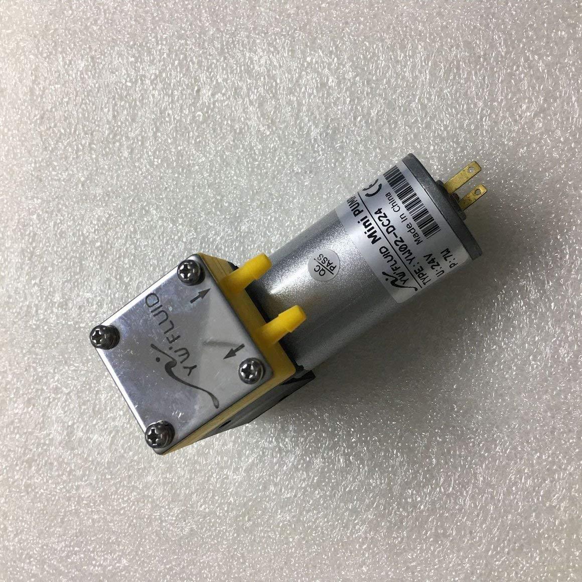 Funnyrunstore 12V/24V Mini Vacuum Pump Compressor Diaphragm