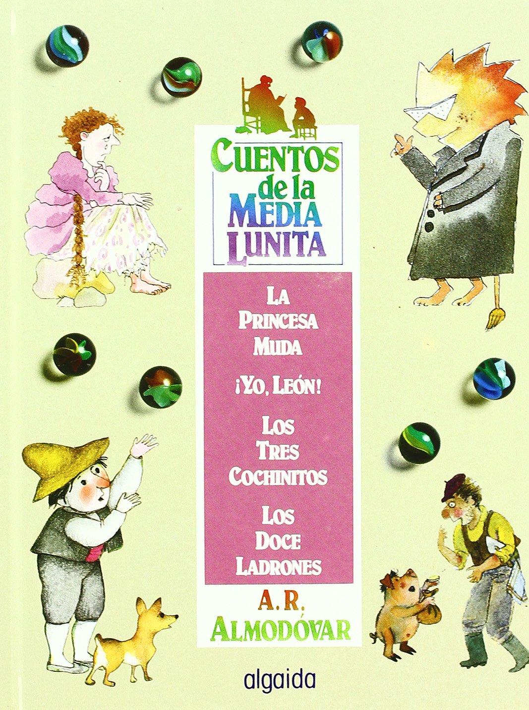 Cuentos de la media lunita volumen 2: Volumen II (del 5 al 8) (Infantil - Juvenil - Cuentos De La Media Lunita - Volúmenes En Cartoné)