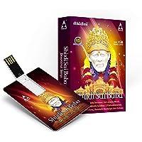 Shirdi Saibaba Devotional Songs, Bhajans & Tamil Aarathi [Sanskrit & Tamil] Music Card