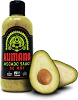 Kumana Avocado Hot Sauce. A Savory Keto Friendly Hot Sauce made with Ripe Avocados, Mango and Habanero Peppers....