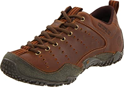 Caterpillar Footwear Valor MR Steel Toe Work Boots Mens Brown Outlet Store