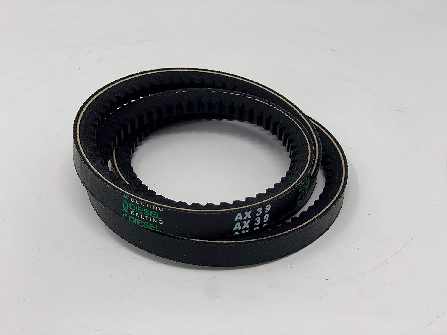 AX39 Classic Cogged V-Belt 1/2 x 41in Outside Circumference
