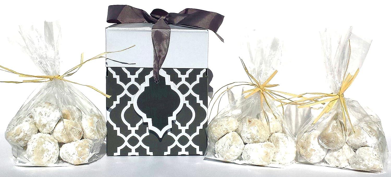 Cookie regalo puede Reina delicioso Treats mexicano pasteles ...