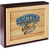 Spinner: The Game of Wild Dominoes (Wooden Box)