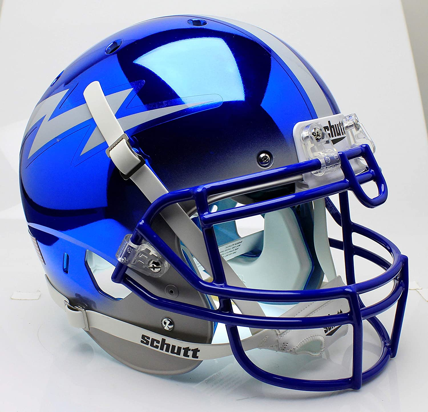 NCAA US Air Force Falcons Collectible On-Field Authentic Football Helmet