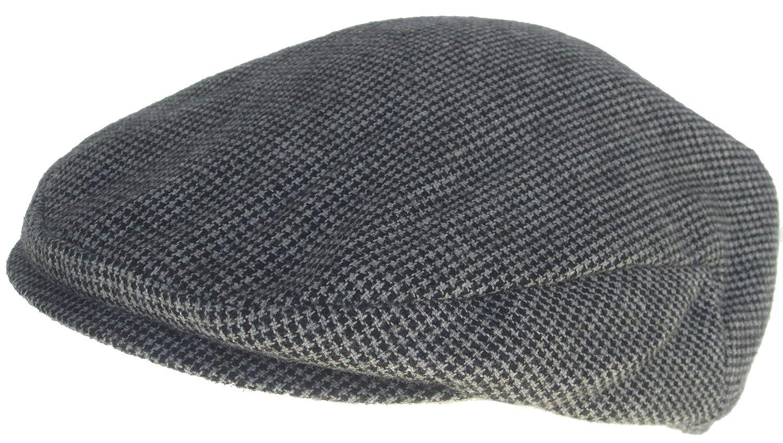Headchange Hounds Tooth Winter Newsboy Cap Ivy Driver Flat Hat