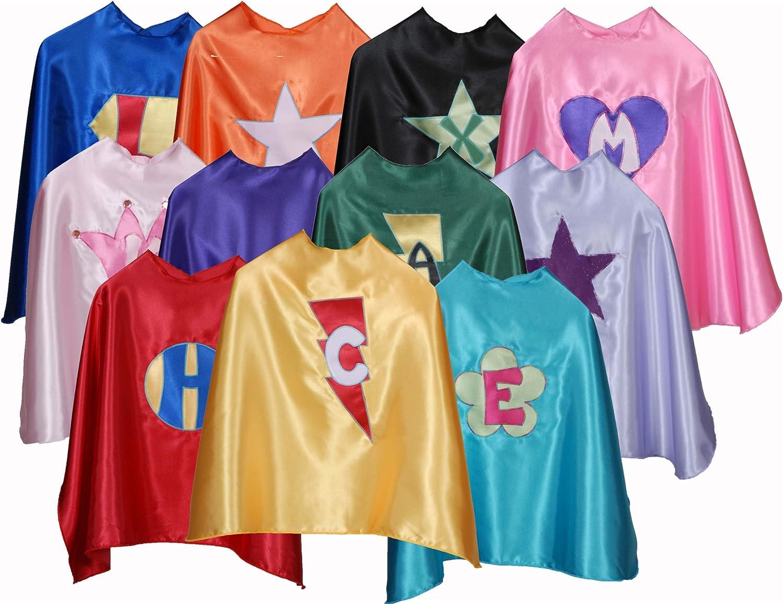 childrens dress up PERSONALIZED Superhero Cape Halloween costume cape super hero birthday personalized cape Super hero cape