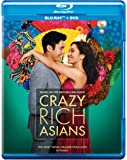 Crazy Rich Asians (Blu-ray + DVD)