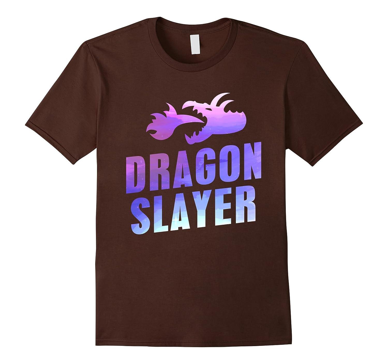 DRAGON SLAYER T-SHIRT Fairy Anime Fantasy Nerdy Geeky Galaxy