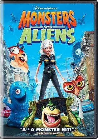 aliens Monsters vs