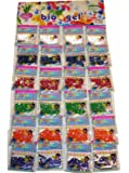 Water Crystals 24 BAGS JELLY BEADS- WATER CRYSTALS by TEC UK