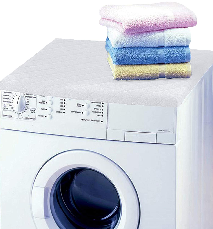 Betz Cubierta protectora para lavadoras secadoras 60x60x4cm de ...
