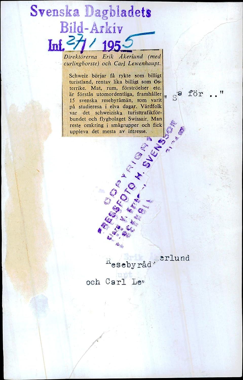Amazon Com Vintage Photo Of Study In Switzerland Erik197 Kerlund  # Uppleva Dimension