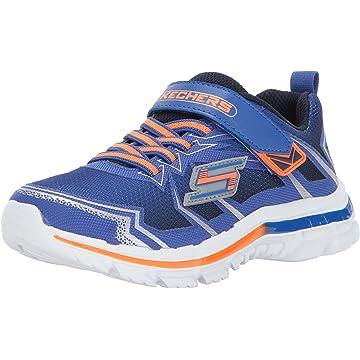 Skechers Kids Boys' Nitrate-Quick Blast Sneaker