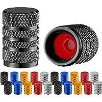 4 pieces Tire Wheel Rims Stem Air Valve Caps Tyre Cover Car Truck Bike Tool F0S8
