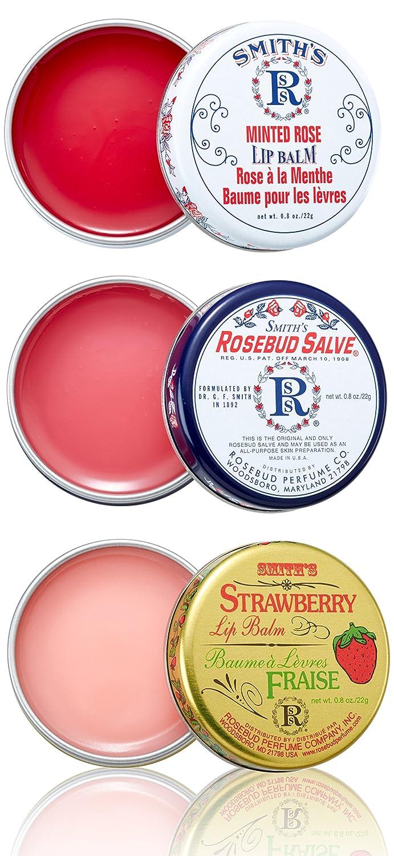 smith' S Rosebud Salve Lavish strati di balsamo per le labbra Rosebud Perfume Company Inc. TIN