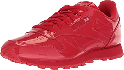 Chispa  chispear Bailarín serie  Amazon.com | Reebok Unisex-Child Classic Leather Patent Cross Trainer |  Sneakers