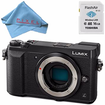 Amazon.com: Panasonic Lumix dmc-gx85 dmcgx85 Cámara digital ...