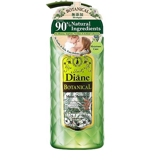 2. Moist Diane oil shampoo Botanical Moist - Best Japanese Shampoo for Dry Scalp