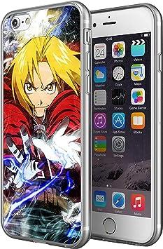 coque iphone 8 full metal alchemist