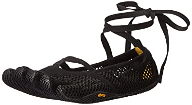 Vibram Women's Alitza Breathe Fitness Yoga Shoe, Black, ...