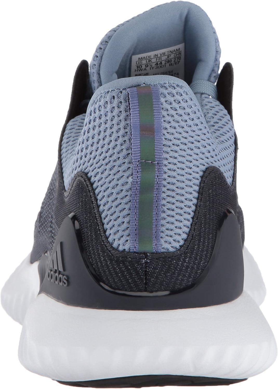 adidas Alphabounce Beyond m Running Shoe Legend Ink, Legend Ink Fabric, Raw Grey S
