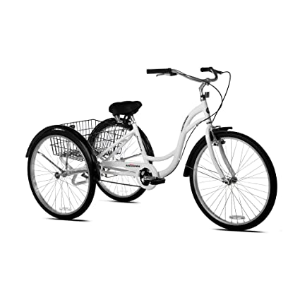 Amazon Com Kent 2634 Alameda Adult Tricycle Adult Cycles