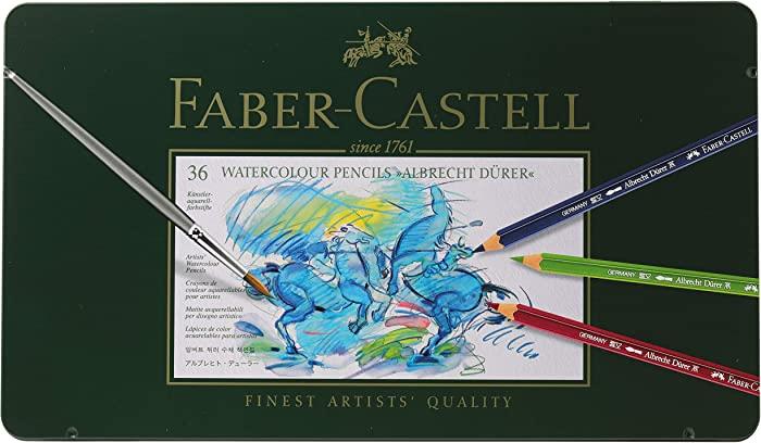 The Best Faber Castell Blender And Burnisher