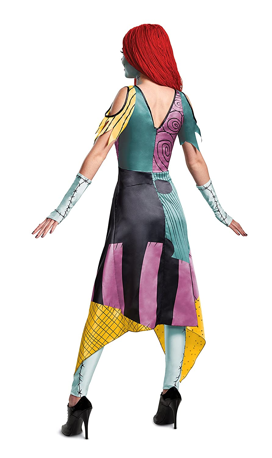 Amazon.com: Disney Women\'s Sally Prestige Adult Costume: Clothing
