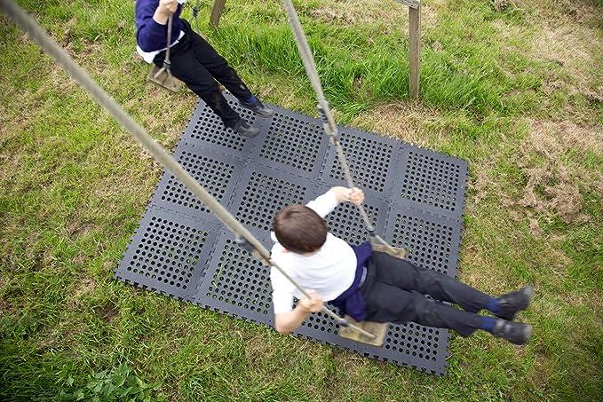Klettergerüst Cleverclimber Club Xxl : Easimat klettergerüst sicherheit mat x 32 matten 21006 : amazon.de