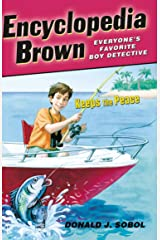 Encyclopedia Brown Keeps the Peace Kindle Edition