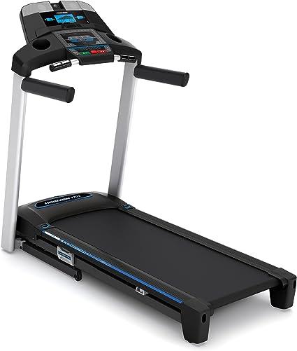 Horizon Fitness T203 Tapis De Course Amazon Ca Sports Et Plein Air