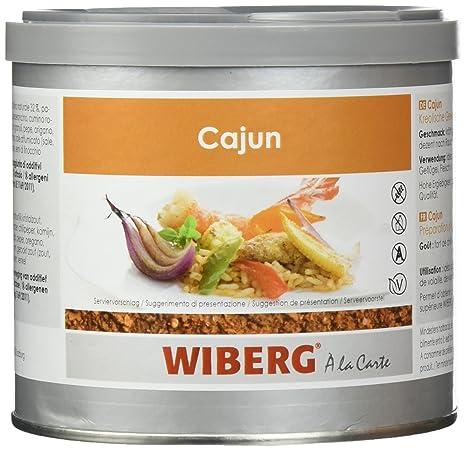 Wiberg Cajun Gewürzzubereitung 280 Gr In Der Aromabox Amazonde