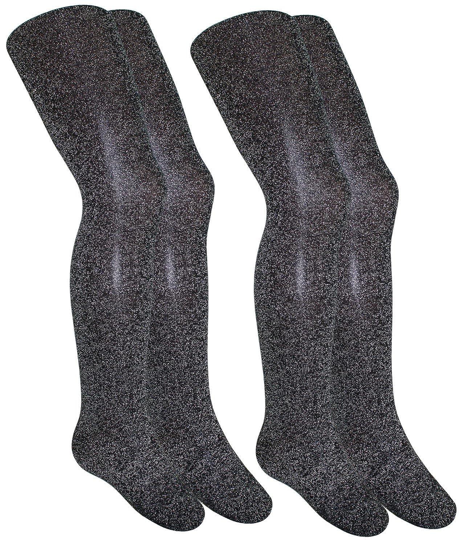 EW-95069-W17-MA1 Ewers 1 O 2 Pacco Collant Ragazze Calzamaglie Glitter Di Marca Neonato Beb/è Per Bambini incl EveryKid-Fashionguide