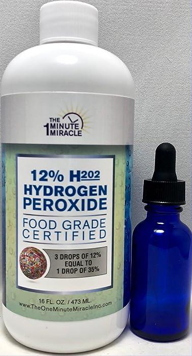 Top 10 Food Grade Oxygen Peroxide 35