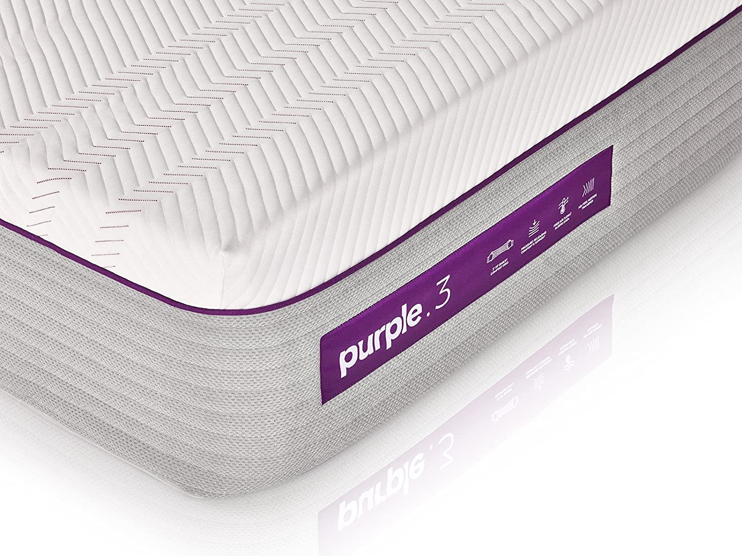 best authentic 82a39 ad834 Amazon.com  The New Purple Mattress, with Soft 3